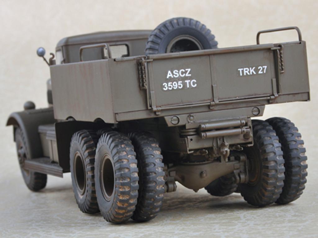 U.S. M19 Tank Transporter With Hard Top Cab (Vista 11)