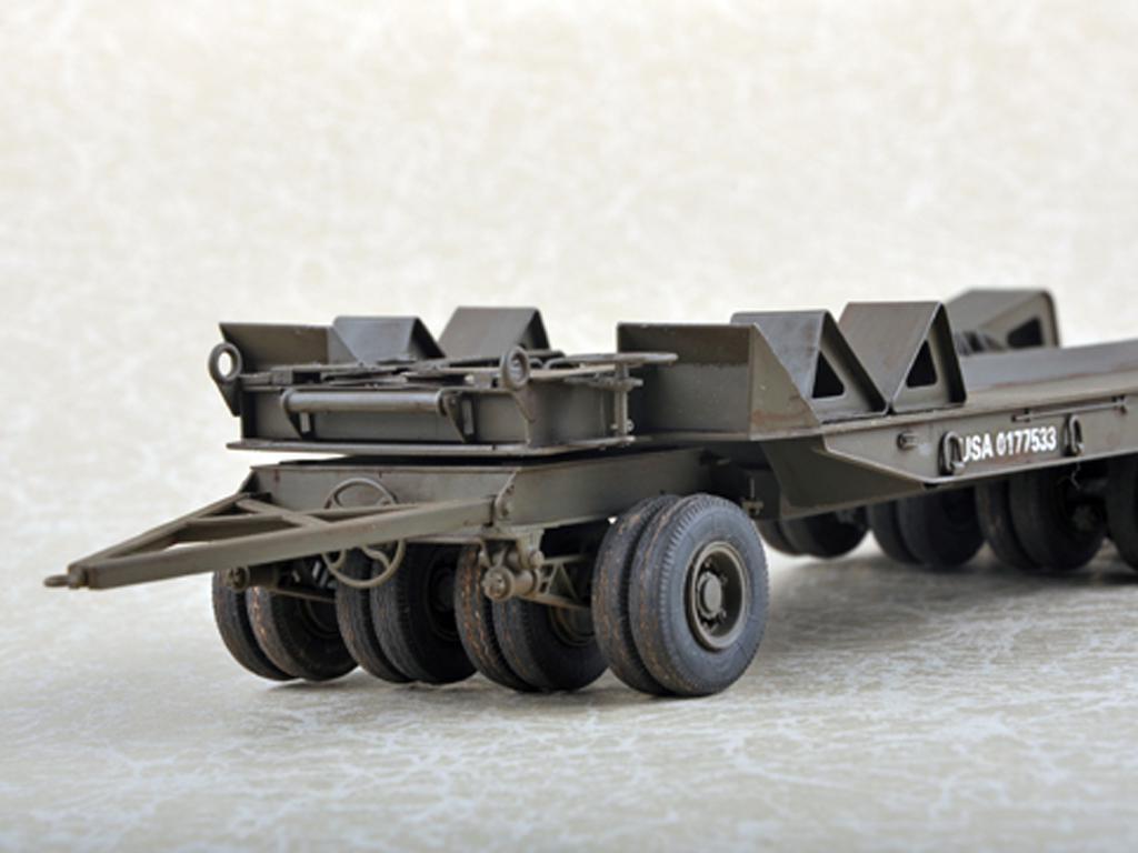 U.S. M19 Tank Transporter With Hard Top Cab (Vista 12)