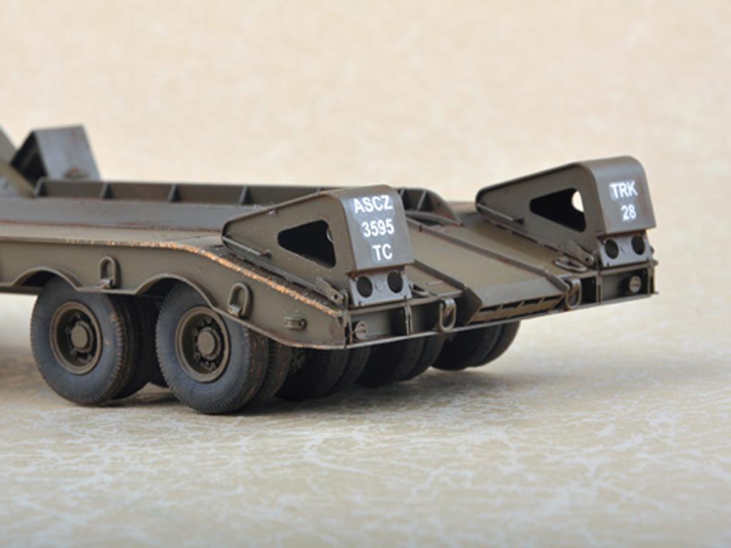 U.S. M19 Tank Transporter With Hard Top Cab (Vista 13)