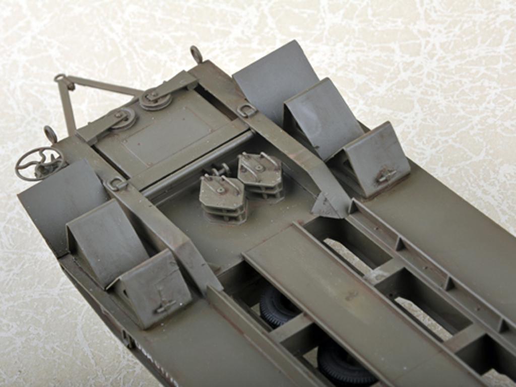 U.S. M19 Tank Transporter With Hard Top Cab (Vista 2)