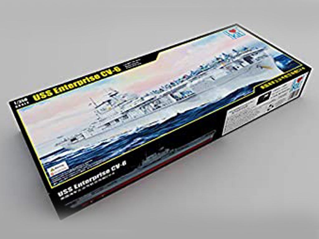 USS Enterprise CV-6 (Vista 1)