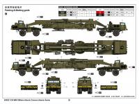 M65 280mm Atomic Cannon Atomic Annie (Vista 8)