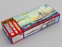 German Bismarck Battleship (Vista 4)