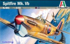 Spitfire MK. VB  (Vista 1)