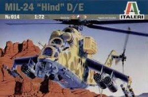 MIL-24 Hind-D/E  (Vista 1)