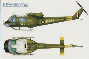 UH-1B Huey  (Vista 2)