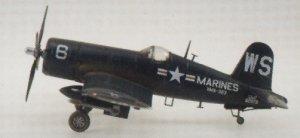 Corsair F 4U-4B  (Vista 2)