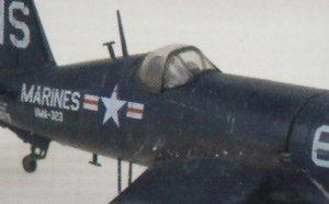Corsair F 4U-4B  (Vista 4)