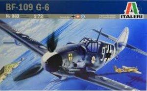 Messerschmitt BF-109 G-6  (Vista 1)