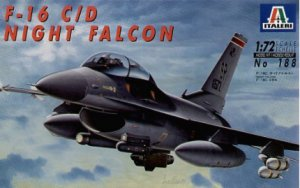 F-16 C/D Night Falcon  (Vista 1)