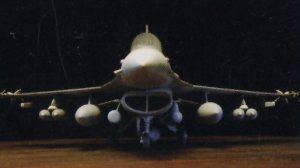 F-16 C/D Night Falcon  (Vista 2)