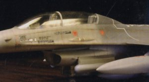 F-16 C/D Night Falcon  (Vista 3)