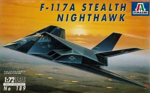 F-117A Stealth Nighthawk  (Vista 1)