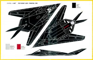 F-117A Stealth Nighthawk  (Vista 2)