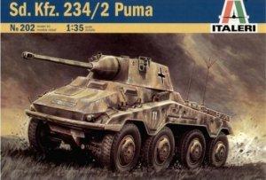 Puma Sd.kFZ.234/2 - Ref.: ITAL-00202