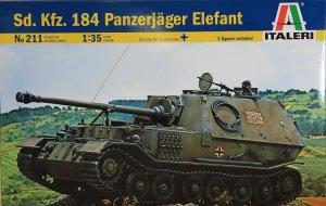 Jagdpanzer Tiger (P)  Elefant - Ref.: ITAL-00211