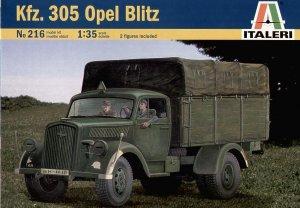 Opel Blitz - Ref.: ITAL-00216
