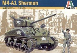 M4-A1 Sherman  (Vista 1)