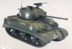 M4-A1 Sherman  (Vista 2)