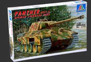 Sd. Kfz. 171 Panther Ausf. A - Ref.: ITAL-00270