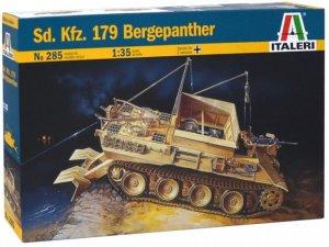 SD. KFZ. 179 Bergepanther  (Vista 1)