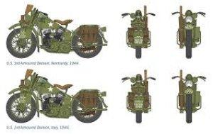 U.S. Motorcycles WW2  (Vista 2)