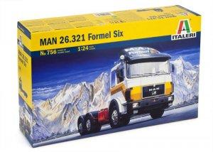 MAN 26.321 Formel Six  (Vista 1)