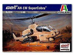 Bell AH-1W SuperCobra  (Vista 1)