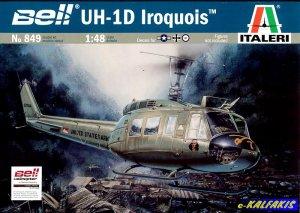 UH - 1D Iroquois  (Vista 1)