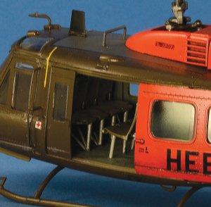 UH - 1D Iroquois  (Vista 4)
