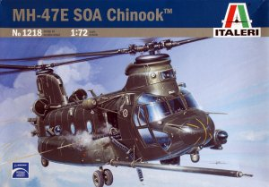 MH-47E SOA Chinook  (Vista 1)