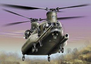 MH-47E SOA Chinook  (Vista 2)