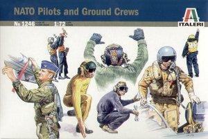 Pilotos OTAN + Tripulación  (Vista 1)