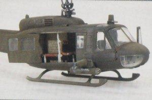 UH-1D Iroquois  (Vista 3)