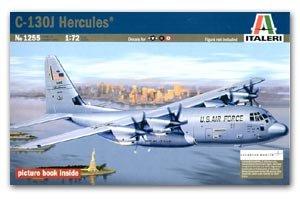 C-130 J Hercules  (Vista 1)
