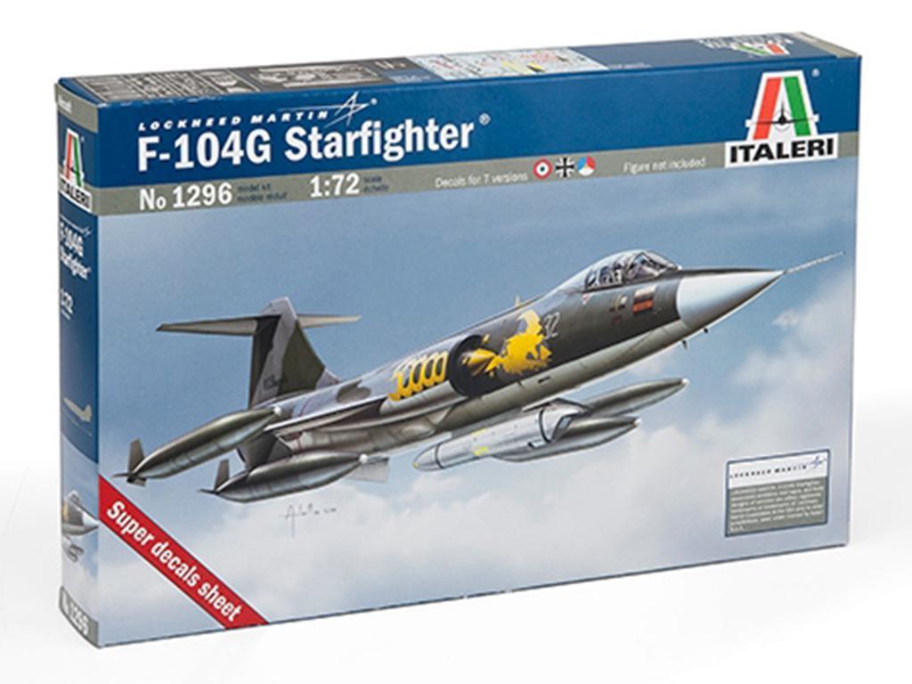 """F-104 G """"Recce""""  (Vista 1)"""