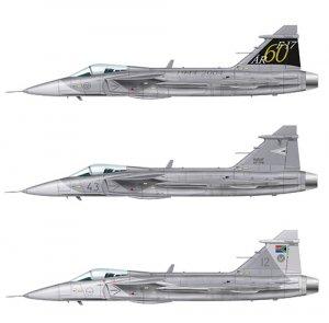 JAS 39 Gripen  (Vista 2)
