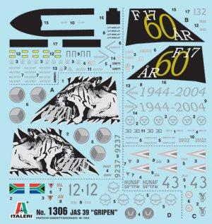 JAS 39 Gripen  (Vista 6)
