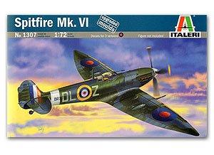 Spitfire Mk. VI  (Vista 1)