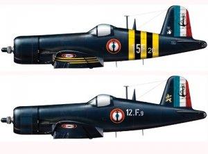 F4 U-7 Corsair  (Vista 2)