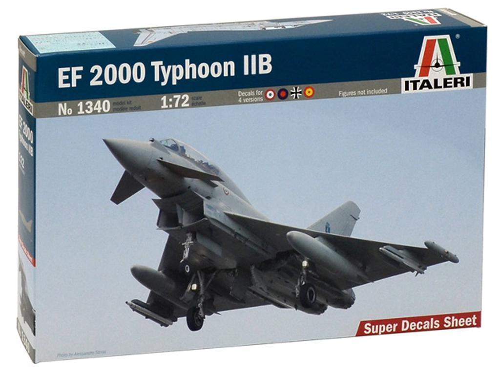 EF 2000 Typhoon IIB  (Vista 1)