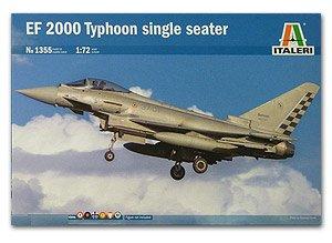 EF-2000 Typhoon single seater  (Vista 1)