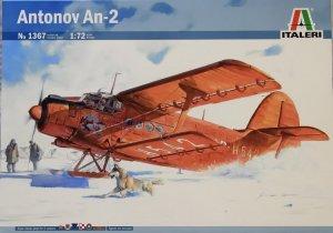 Antonov An-2  (Vista 1)