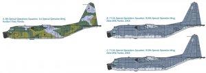 MC-130E Hercules  (Vista 3)