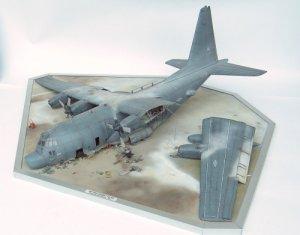 MC-130E Hercules  (Vista 4)
