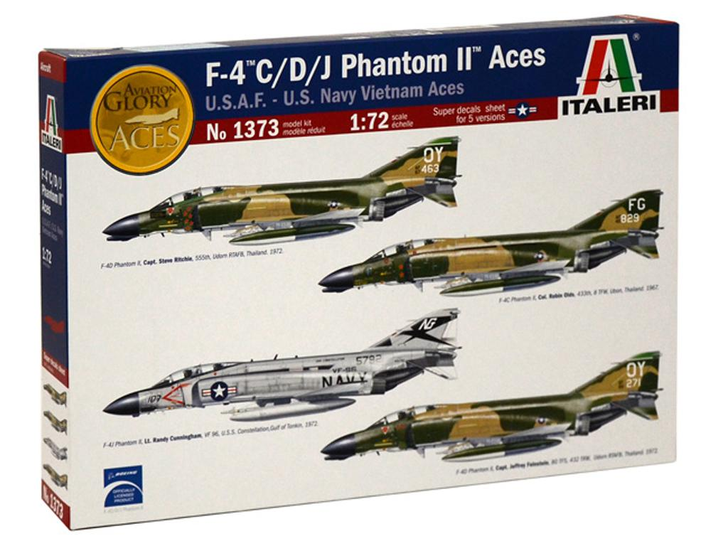 F-4 Phantom Aces  (Vista 1)