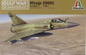 Mirage 2000C - Gulf War 25th Anniversary  (Vista 1)