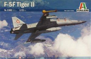 F-5 F Tiger ll  (Vista 1)