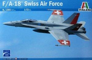 F/A 18 Swiss Air Force  (Vista 1)