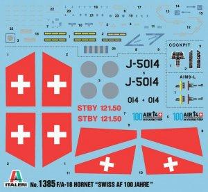 F/A 18 Swiss Air Force  (Vista 2)